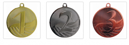Medalie  Loc 1, 2, 3-MD129 [1]