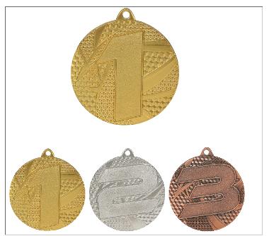 Medalie  loc 1, 2, 3 - MMC6150 [2]