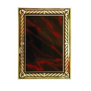 Placa decorativa - 195/BR [1]