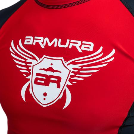 Rashguard ARMURA Centurion 2.0 Rosu [3]