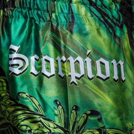 Sort de Kickboxing Armura Scorpion 2.0 [4]