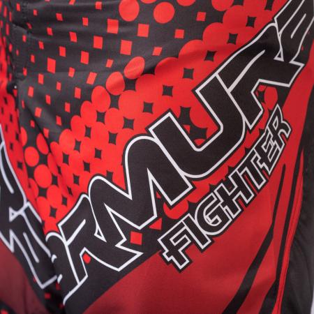 Sort de MMA Armura Fighter Rosu [3]