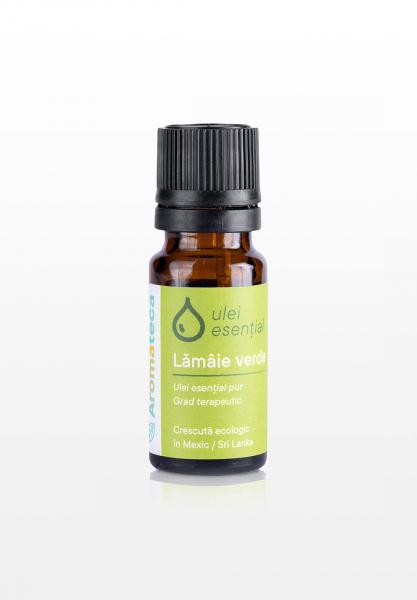 Aromateca Lămâie Verde - 10 ml 0