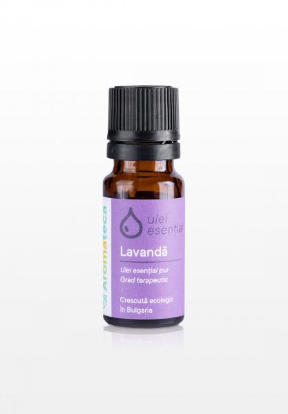 Aromateca Lavandă - 10 ml [0]