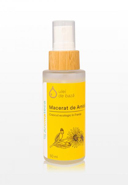 Aromateca Macerat uleios de Arnica [0]