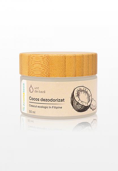 Aromateca Unt de cocos dezodorizat 0