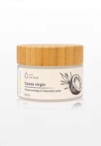 Aromateca Unt de cocos virgin 0