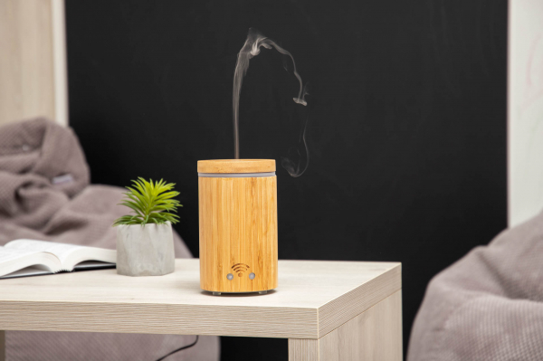 Difuzor de aromaterapie din bambus - Madake 1