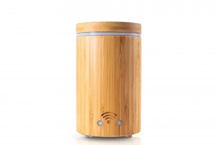 Difuzor de aromaterapie din bambus - Madake 0