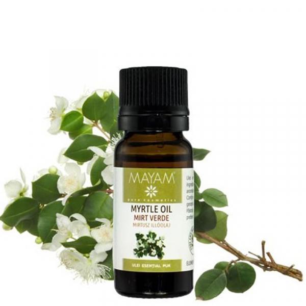 Mayam Mirt verde - 10 ml 0