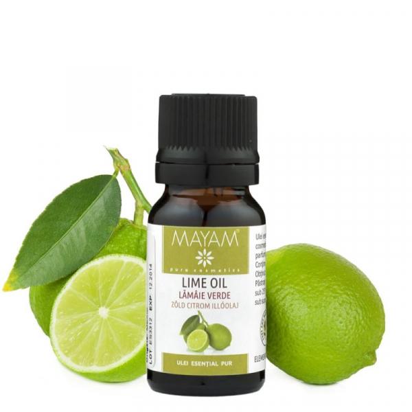 Mayam Lămâie verde - 10 ml 0