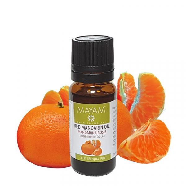 Mayam Mandarină roșie - 10 ml 0