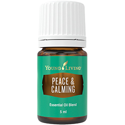 Young Living Peace & Calming Essential Oil Blend - 5 ml 0