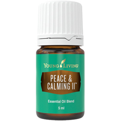 Young Living Peace & Calming II Essential Oil Blend - 5 ml 0