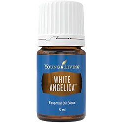 Young Living White Angelica Essential Oil Blend - 5 ml 0