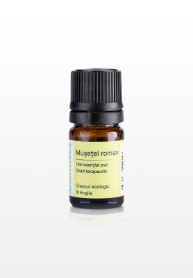 Aromateca Mușețel Roman - 5 ml