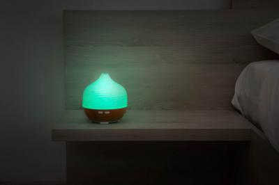 Difuzor de aromaterapie din sticlă - Vezuv3