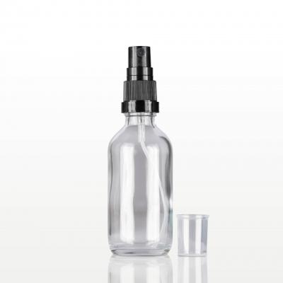 Spray flacon sticla cu capac negru - 60 ml1