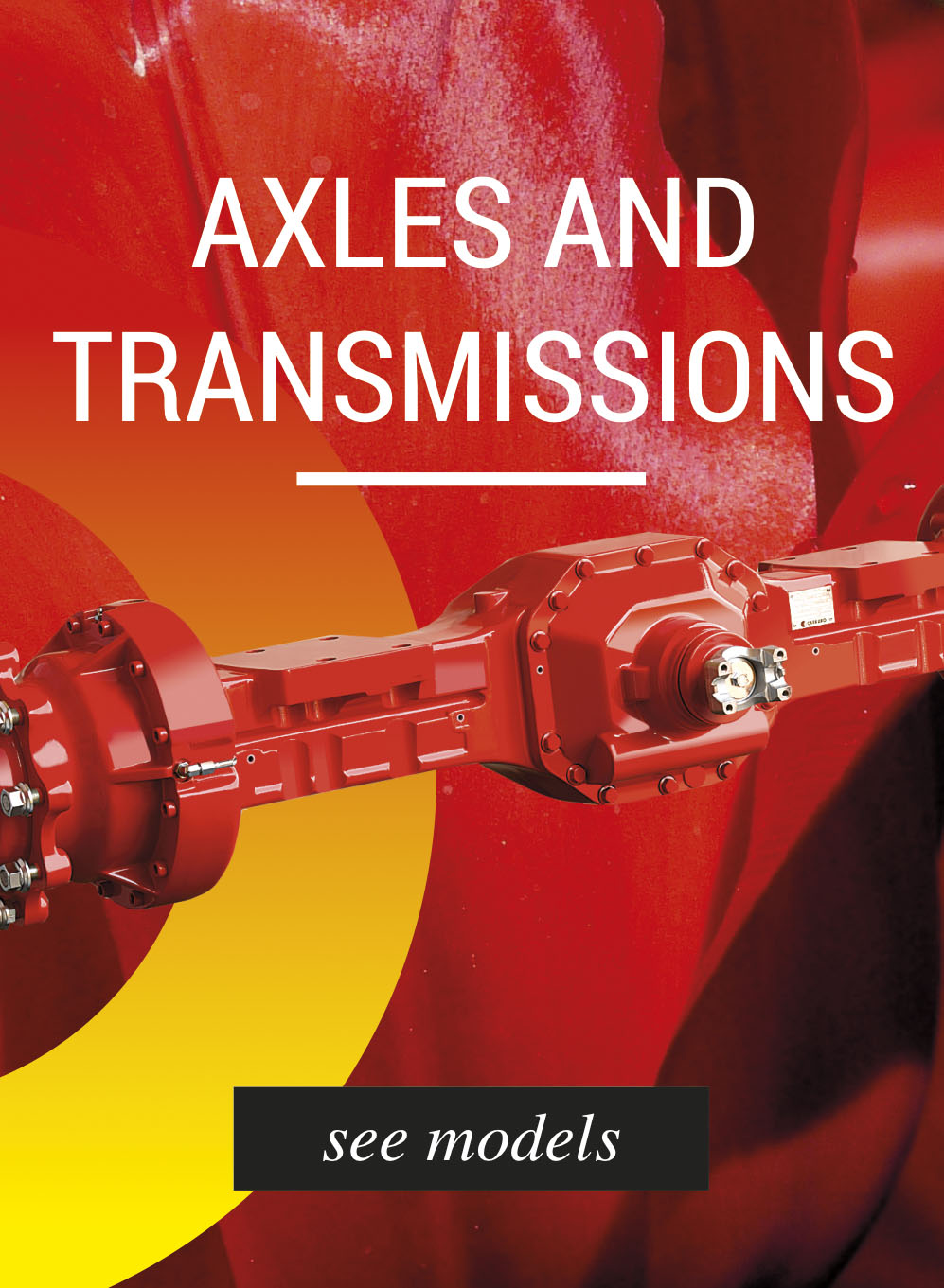 axle and transmission parts