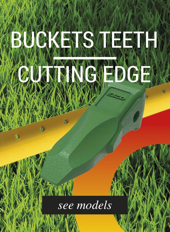 buckets teeth
