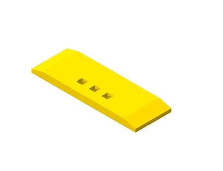 Lama de uzura 4T8101-AROX 0