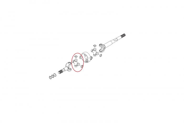 Cruce planetara 048275-CARRARO 1