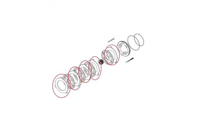Disc frana 142995-CARRARO 1