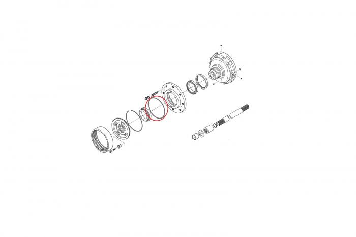 O-ring 028575-CARRARO 1
