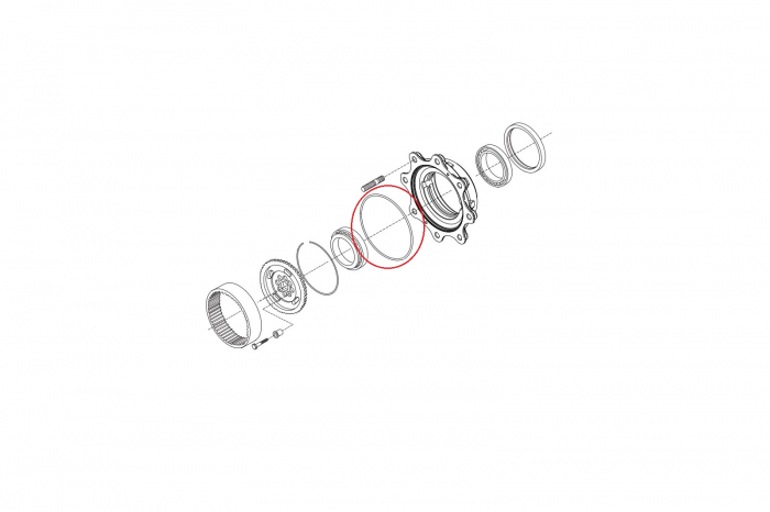 O-ring 028668-CARRARO 1