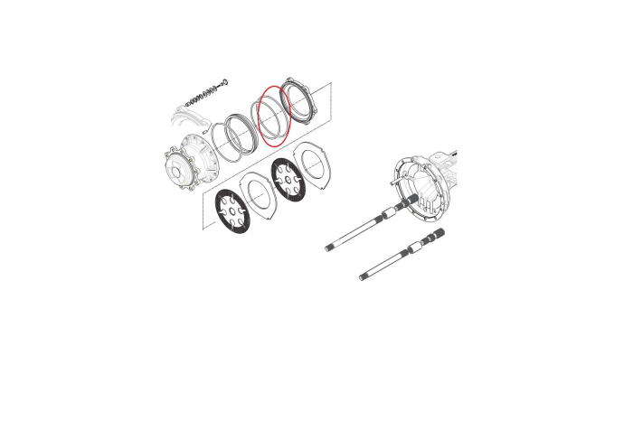 O-ring 143837-CARRARO [1]