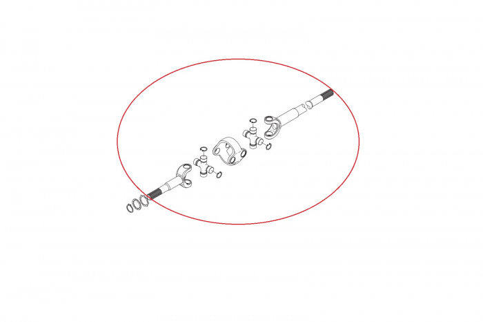 Planetara buldoexcavator Komatsu-CARRARO [1]