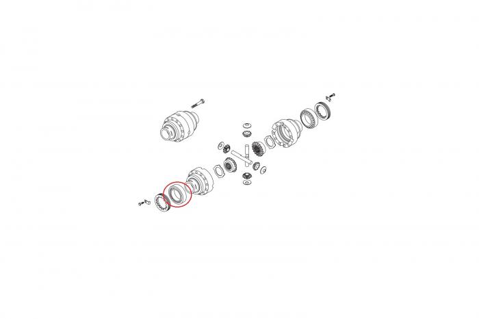 Rulment 027309-CARRARO 1