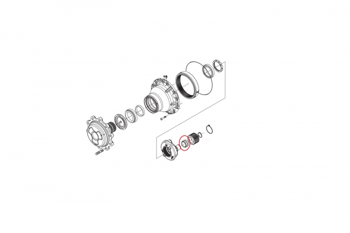 Rulment 642513-CARRARO [1]