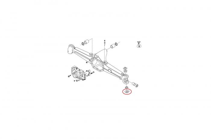 Saiba buldoexcavator Komatsu-CARRARO 1