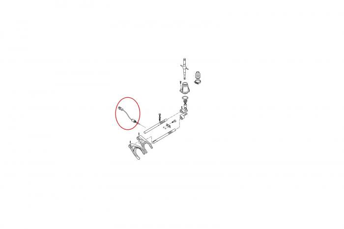 Senzor buldoexcavator Komatsu-CARRARO 1