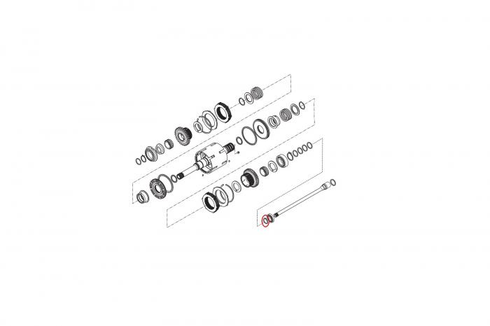 Siguranta buldoexcavator Komatsu-CARRARO 1