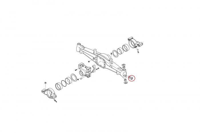 Simering planetara 118516-CARRARO 1