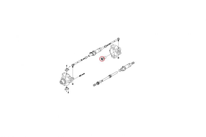 Simering planetara 144485-CARRARO [1]
