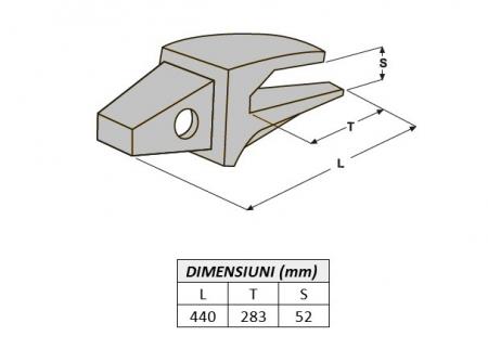 Adaptor 1590464-ITR2