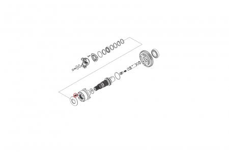 Arc buldoexcavator Komatsu-CARRARO1
