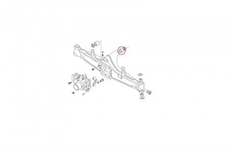 Bucsa buldoexcavator Komatsu-CARRARO [1]