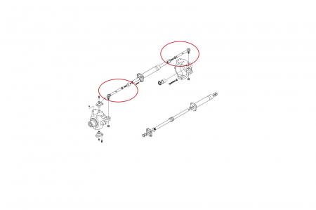 Capat de bara complet buldoexcavator Volvo-CARRARO1