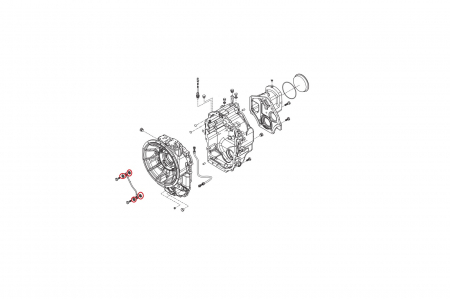 Inel buldoexcavator Komatsu-CARRARO [1]