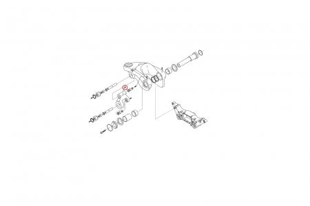 Inel buldoexcavator New Holland-CARRARO [1]