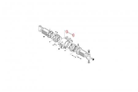 O-ring buldoexcavator Komatsu-CARRARO [1]