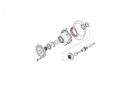 O-ring 028565-CARRARO [1]
