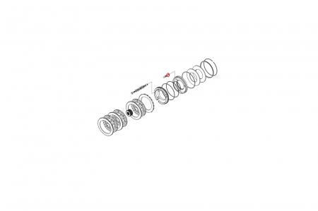 O-ring 141936-CARRARO [1]