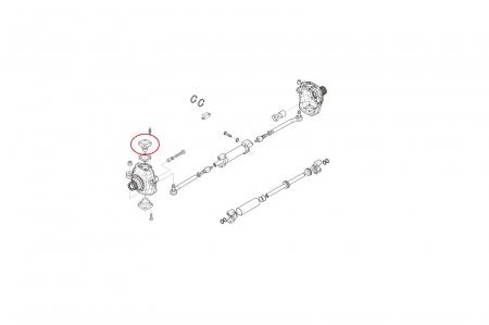 Pivot superior 143239-CARRARO [1]
