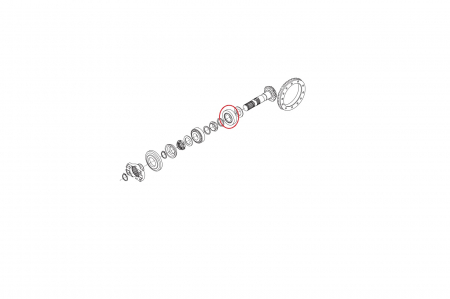 Rulment 027395-CARRARO [1]