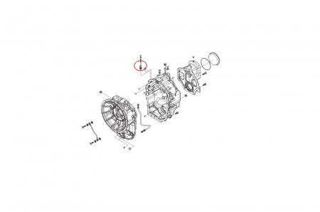 Senzor buldoexcavator Komatsu-CARRARO [1]
